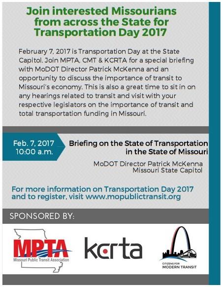transportation day schedule