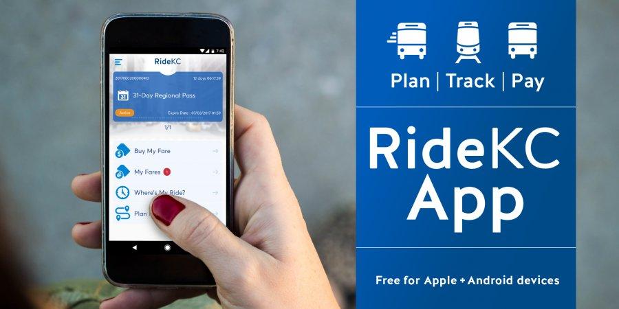 Kansas City rolls out new mobile app for transit - Missouri