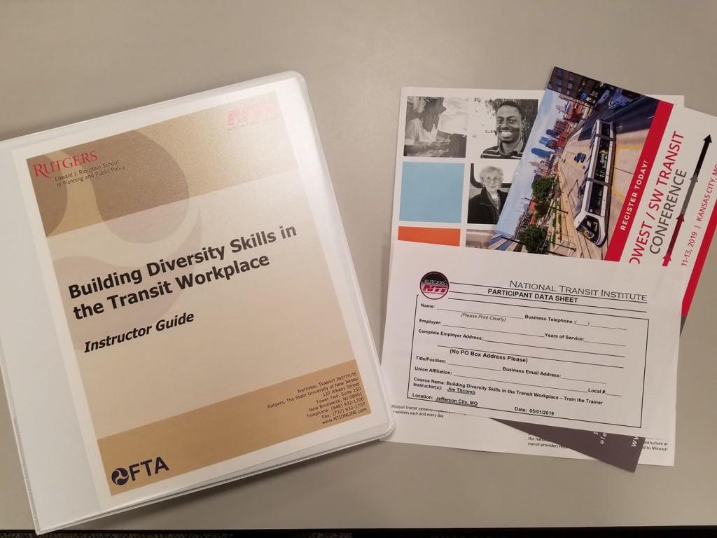 MPTA Education Series - NTI Building Diversity in Transit Recap