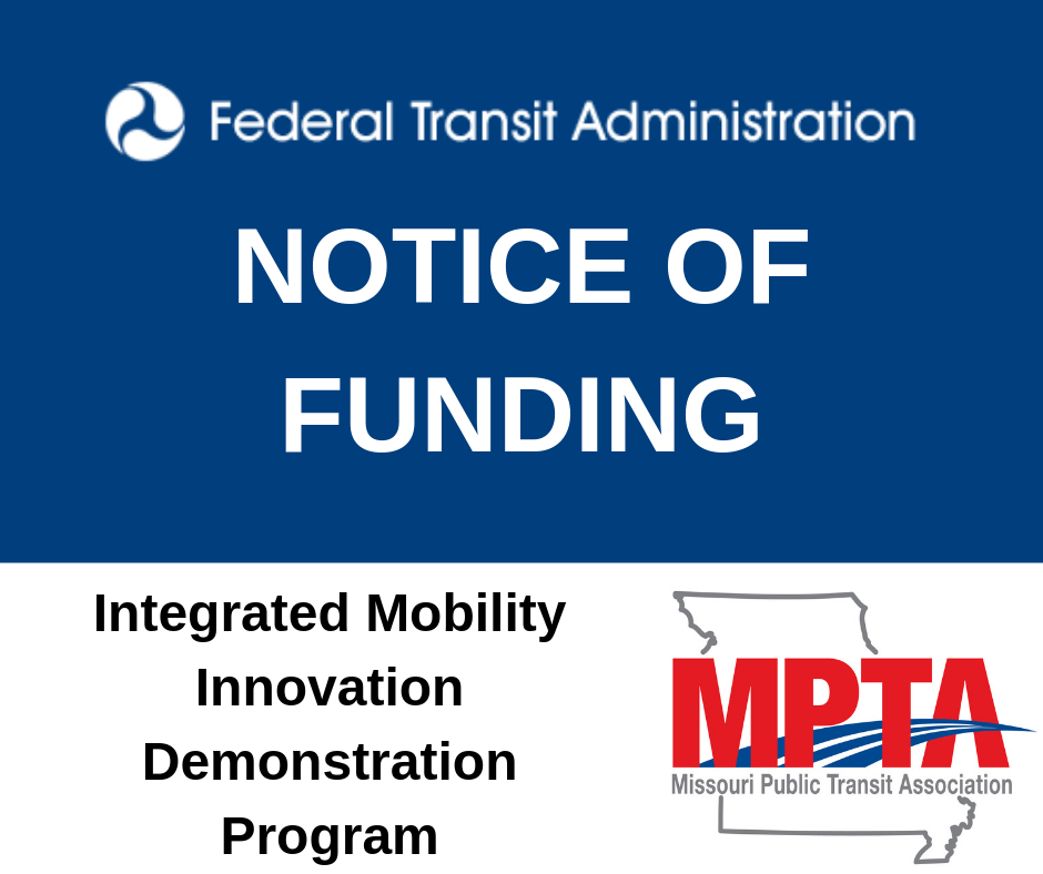 NOTICE OF FUNDING