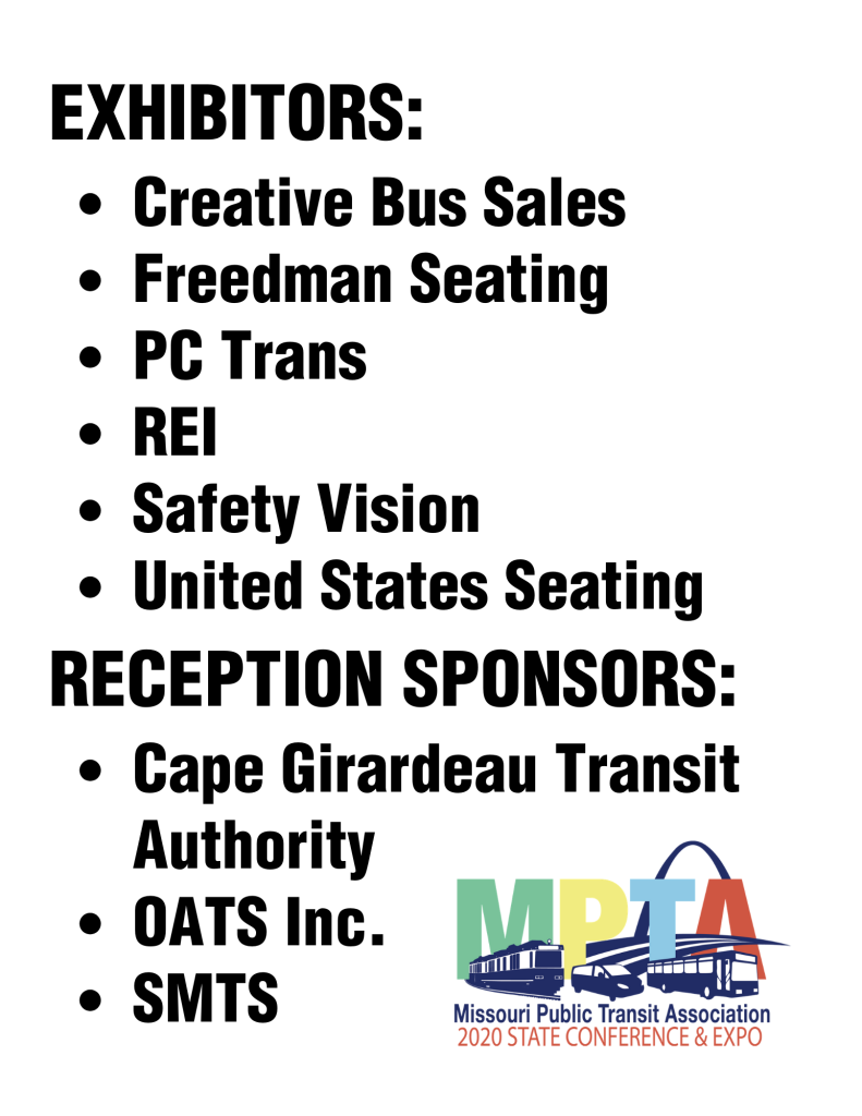 EXHIBITORS_ Creative Bus Sales Freedman Seating PC Trans REI United States Seating