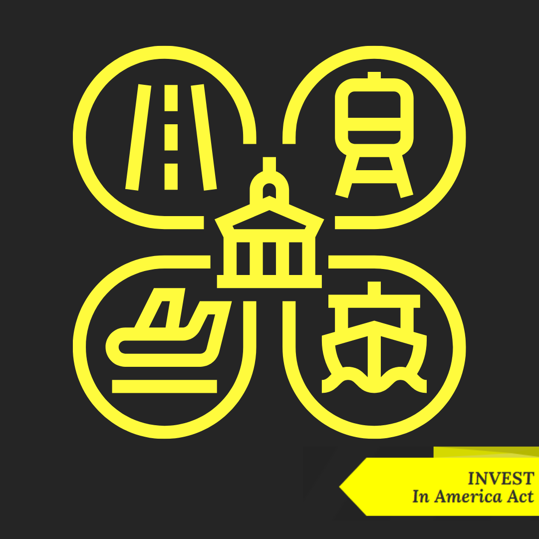 Invest in America - generic logo