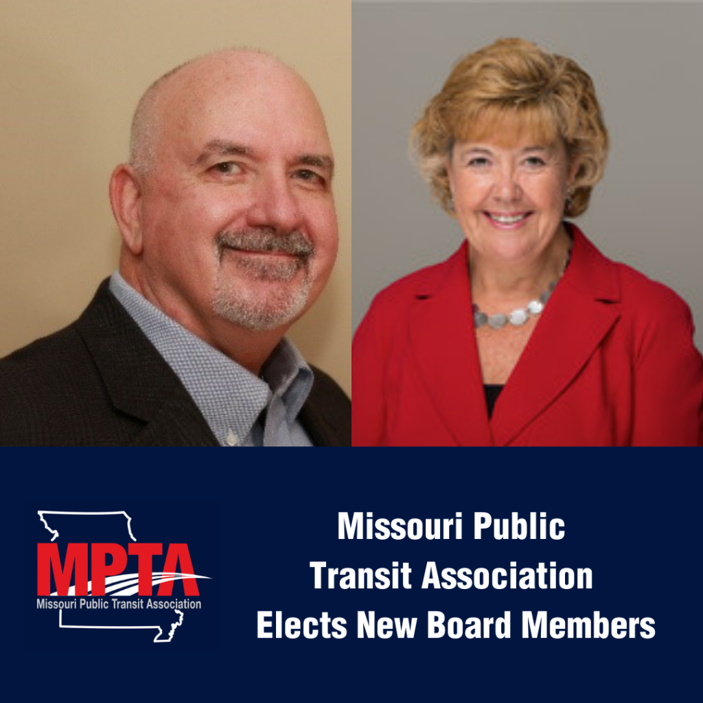 Missouri Public Transit Association Elects New Board Members
